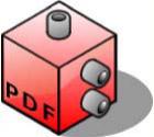 PDF自動捺印ライブラリ